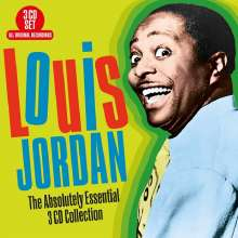 Louis Jordan (1908-1975): The Absolutely Essential 3CD-Collection, 3 CDs