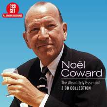 Noel Coward (1899-1973): Absolutely Essential, 3 CDs