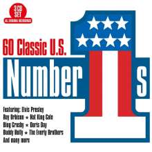 60 Classic U.S. Number 1s, 3 CDs