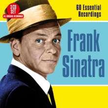 Frank Sinatra (1915-1998): 60 Essential Recordings, 3 CDs