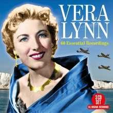 Vera Lynn: 60 Essential Recordings, 3 CDs
