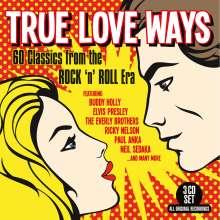 True Love Ways, 3 CDs