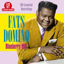 Fats Domino: Blueberry Hill (60 Essential Recordings), 3 CDs