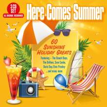Here Comes Summer, 3 CDs