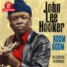 John Lee Hooker: Boom Boom (60 Essential Recordings), 3 CDs