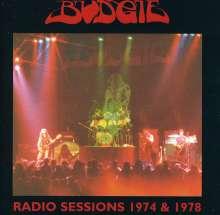 Budgie: Radio Sessions 1974 & 1978, 2 CDs