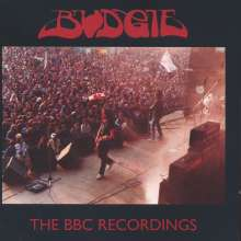 Budgie: The BBC Recordings 1972, 2 CDs