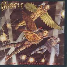 Budgie: If I Were Brittania I'd Waive The Rules, CD
