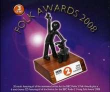 Folk Awards 2008, 3 CDs