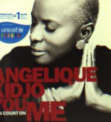 Angélique Kidjo: You Can Count On Me, CD