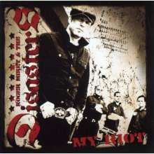 Roger Miret/ Disasters: My Riot, CD