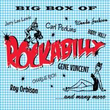 Big Box Of Rockabilly, 6 CDs