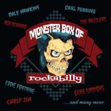 Monster Box Of Rockabilly, 12 CDs