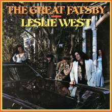 Leslie West: The Great Fatsby (Limited Edition) (Yellow Vinyl), LP