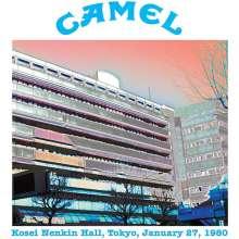 Camel: Kosei Nenkin Hall, Tokyo, January 27, 1980, CD