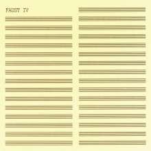Faust: IV, CD