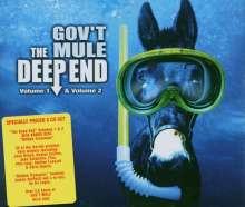 Gov't Mule: The Deep End Vol. 1 & 2, 3 CDs