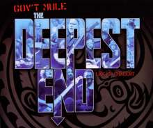 Gov't Mule: Deepest End: Live In Concert, 2 CDs und 1 DVD