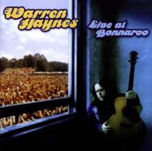 Warren Haynes: Live At Bonarroo, CD