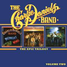 Charlie Daniels: The Epic Trilogy Volume 2, 2 CDs