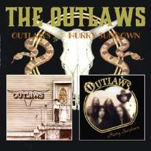 The Outlaws: Outlaws / Hurry Sundown, 2 CDs