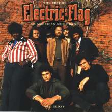 The Electric Flag: The Best Of Electric Flag, CD