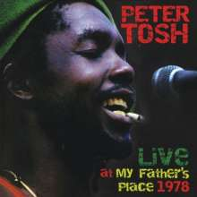 Peter Tosh: Live At My Father's Place 1978, CD