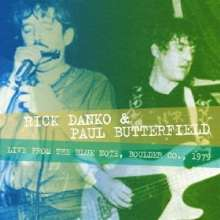 Rick Danko & Paul Butterfield: Live From The Blue Note, Boulder Co., 1979, CD