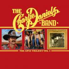 Charlie Daniels: The Epic Trilogy Vol.3, 2 CDs