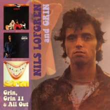 Grin: Grin / 1+1 / All Out, 2 CDs