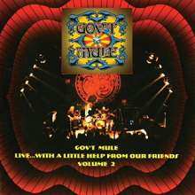 Gov't Mule: Live With A Little Help From Our Friends Vol.2, CD