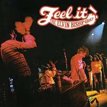 Elvin Bishop: Feel It, CD