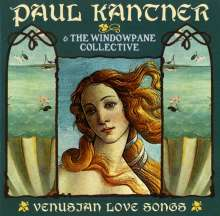 Paul Kantner (Jefferson Airplane/Starship): Venusian Love Songs, 2 CDs