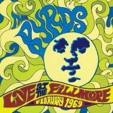The Byrds: Live At The Fillmore February 1969, CD