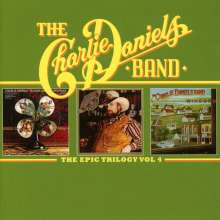 Charlie Daniels: The Epic Trilogy Vol. 4, 2 CDs