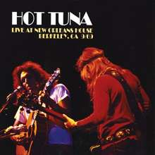 Hot Tuna: Live At New Orleans House, Berkeley 1969, CD