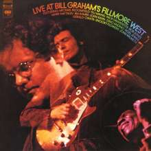 Mike Bloomfield: Live At Bill Graham's Fillmore West, CD