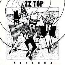 ZZ Top: Antenna, CD