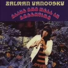 Zalman Yanovsky: Alive And Well In Argentina, CD