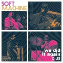 Soft Machine: We Did It Again...Plus, 2 CDs
