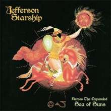Jefferson Starship: Across The Expanded Sea Of Suns, 3 CDs