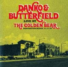 Rick Danko & Paul Butterfield: Live At The Golden Bear, Huntington Beach 1978, 2 CDs