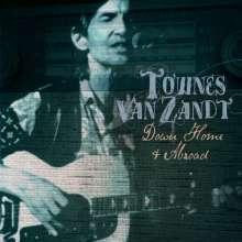 Townes Van Zandt: Down Home & Abroad, 2 CDs