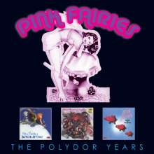 Pink Fairies: The Polydor Years, 3 CDs