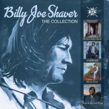 Billy Joe Shaver: The Collection, 2 CDs
