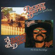 Dickey Betts: Atlanta's Burning Down, CD