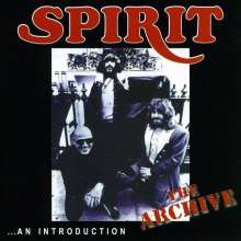 Spirit: Archive: An Introduction, CD