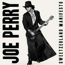 Joe Perry: Sweetzerland Manifesto, CD