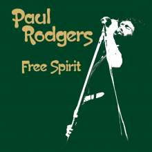 Paul Rodgers: Free Spirit: Live At The Royal Albert Hall, CD
