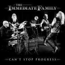 The Immediate Family: Can't Stop Progress, CD